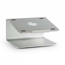 Auna A-ST-2, držiak na laptop, stojan na notebook 18° otočný 360° hliník strieborná farba