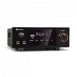 Auna AMP-2 DG, stereo HiFi zosilňovač, 2 x 50 W, RMS, BT/USB, optický & koaxiálny digitálny vstup