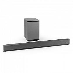 Auna Areal Bar 950, soundbar, subwoofer, 140 W, BT, USB, MP3, optický digitálny vstup