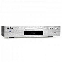 Auna AV2-CD509, MP3 CD prehrávač, rádio prijímač, USB, MP3