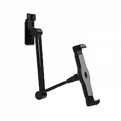 Auna Connect Soundchef, držiak na tablet, 13-22 cm, hliník, 5 kĺbov, čierny