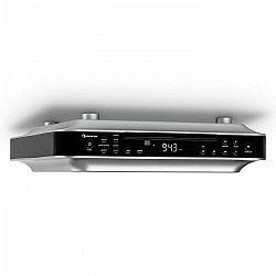 Auna KRCD-100 BT kuchynské rádio na zabudovanie, CD, MP3, rádio, čierna farba