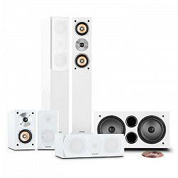 Auna Linie-501-WH, 600 W, 5.1 domáce kino, zvukový systém, RMS