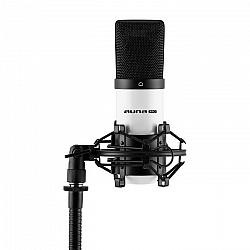 Auna Pro MIC-900WH kondenzátorový mikrofón