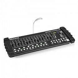 Beamz DMX384, DMX controller, svetelný pult, 384 kanálov, MIDI, USB