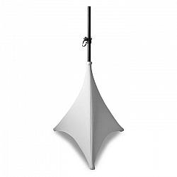 Beamz Lycra, 70 cm, biela, plachta na statív, dvojstranná, zips