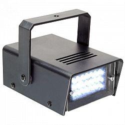 Beamz Mini, stroboskop, 24 x LED, 10 W, vrátane konzoly
