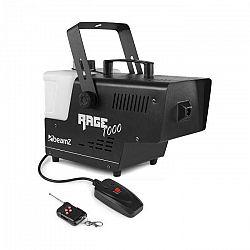 Beamz Rage 1000, dymostroj, 1000 W, 125 m³/min., 2 l, diaľkový ovládač