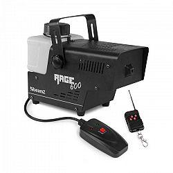 Beamz Rage 600, dymostroj, 600 W, 65 m³/min., 0,5 l, diaľkový ovládač