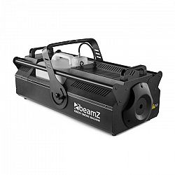 Beamz S3500, výrobník hmly, 3500 W, DMX, 1217 m³/minúta, 10-litrová nádrž