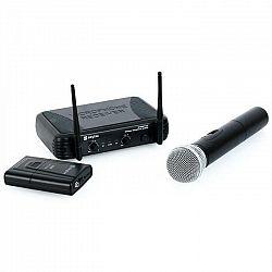 Bezdrôtový mikrofónový set Skytec STWM712C, 2 kanály