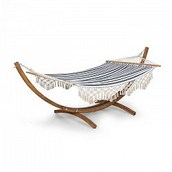 Blumfeldt Bali Swing, hojdacia sieť, smrekovec, 160 kg max., 320 g/m², pruhovaná