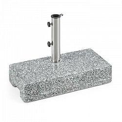 Blumfeldt Schirmherr 25HSQ, stojan na slnečník, 25 kg, podstavec, leštený granit