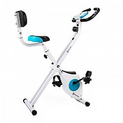 Capital Sports Azura M2, sklápací stacionárny bicykel, 100kg
