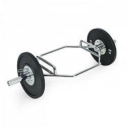 Capital Sports Beastbar Hex-Bar tyč na činky, deadliftbar, tricepsbar, pochrómovaná