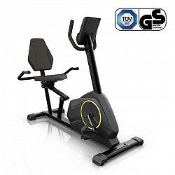 Capital Sports Epsylon Relax, domáci cyklotrenažér, 12 kg zotrvačná hmotnosť, PulseControl, čierny