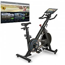 Capital Sports Evo Race, Cardiobike, pulsband, kinomap, 22kg, zotrvačník, sivý