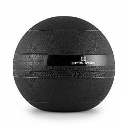 Capital Sports Groundcracker, čierny, 25 kg, slamball, guma