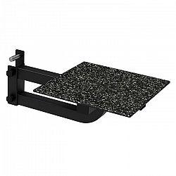 Capital Sports Rackstep, schodíková plošina, čierna, kov, montáž do konštrukcie, 200 kg max.