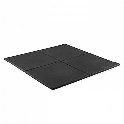 Capital Sports RUB20, ochranná podložka, oddeľovacia podložka, 50x50cm, 4 kusy, guma, Ø2cm