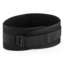 Capital Sports Rugg, veľkosť L, čierny, vzpieračský opasok, suchý zips, ultra ľahký