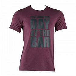 Capital Sports tréningové tričko pre mužov, gaštanová, veľkosť S