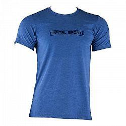 Capital Sports tréningové tričko pre mužov, kráľovská modrá, veľkosť L