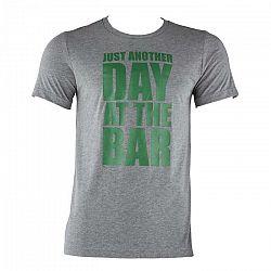 Capital Sports veľkosť L, sivé, tréningové tričko, pánske