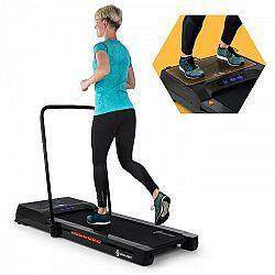 Capital Sports Workspace Fusion, bežecký pás & vibračná plošina, 1 - 12 km/h, bluetooth