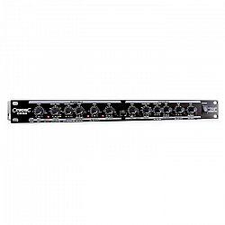 Crossover efekt QTX CX34, 2/3/4 kanály, frekvenčná výhybka