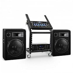 "Electronic-Star DJ PA sada Rack Star Series ""Venus Bounce"", bluetooth"