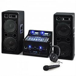 Electronic-Star DJ set Rack Star Terra Titan, 2000 W, 400 osôb