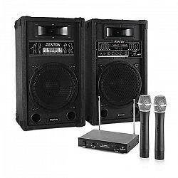 Electronic-Star Karaoké set STAR-10, reproduktory a bezdrôtový mikrofón