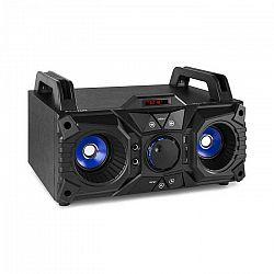 Fenton MDJ95, párty stanica, bluetooth, USB/SD/AUX, akumulátor, čierna
