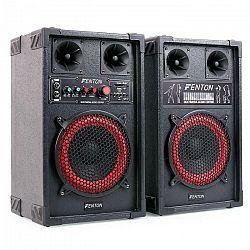 """Fenton SPB-8, set reproduktorov, aktívny/pasívny, 8"""", 400W"""