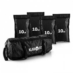KLARFIT Force Bag, záťažové vrece, sandbag, 18 kg