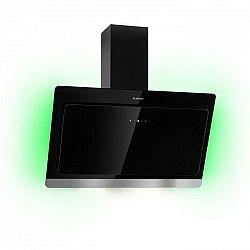 Klarstein Aurora Eco 90, digestor, 550 m³/h, LED displej, čierny