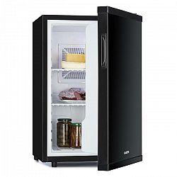 Klarstein Beerbauch chladnička minibar, 65 l, trieda A, čierna