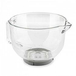 Klarstein Bella Glass Bowl sklená miska, príslušenstvo k Bella 2G kuchynským robotom