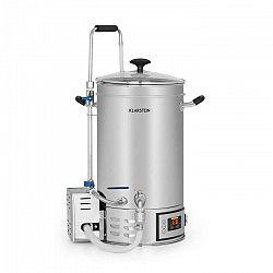 Klarstein Brauheld 15, sladový kotol, 15 litrov, 30 - 140 °C, obehové čerpadlo, ušľachtilá oceľ