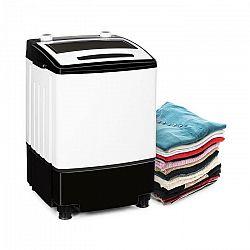 Klarstein Bubble Boost, práčka, 380 W, 3,5 kg, časovač 0 – 10 min., čierna