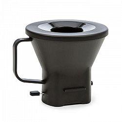 Klarstein Grande Gusto, náhradný držiak na filter do kávovaru s krytom, bez BPA, čierny