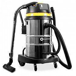 Klarstein IVC-50, priemyselný vysávač, suché a mokré sanie, 50 l, 2000 W