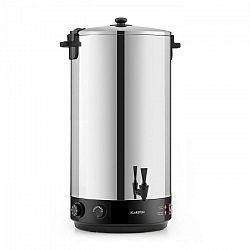 Klarstein KonfiStar 60, zavárací hrniec, automat na teplé nápoje, 60 l, 110 °C, 120 min., ušľachtilá oceľ