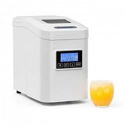 Klarstein Lannister, biele, zariadenie na prípravu kociek ľadu, 10 kg/24 h