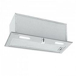 Klarstein Simplica, odsávač pár, vstavaný, 70 cm, odsávanie vzduchu: 400 m³/h, LED, ušľachtilá oceľ