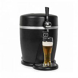 Klarstein Tap2Go, mobilné čapovacie zariadenie 2 v 1 s chladničkou na nápoje, 5 l/13 l, čierne