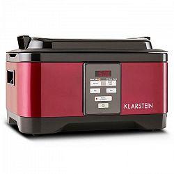 Klarstein Tastemaker Sous-vide Garer, 550 W, 6 l, elektrický hrniec, červený