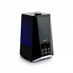 Klarstein VapoAir Onyx, zvlhčovač vzduchu, LED dotyková obrazovka, diaľkový ovládač, čierny
