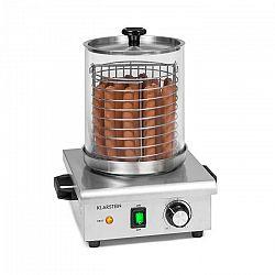 Klarstein Wurstfabrik 450, hotdogovač, 450W, 5L, 30-100°C, sklo, ušľachtilá oceľ